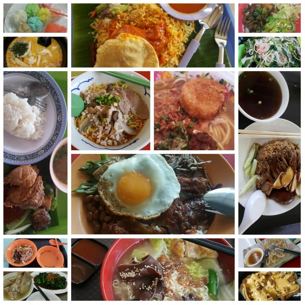 新加坡美食多多